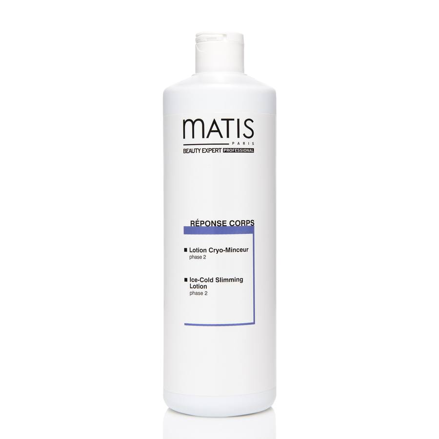 Matis Réponse Corps Ice-Cold Slimming Lotion 500ml