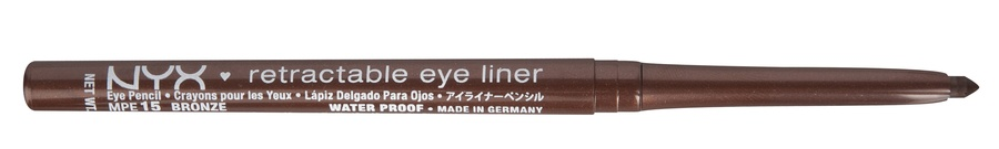 NYX Mechanical Pencil Eye Bronze MPE15