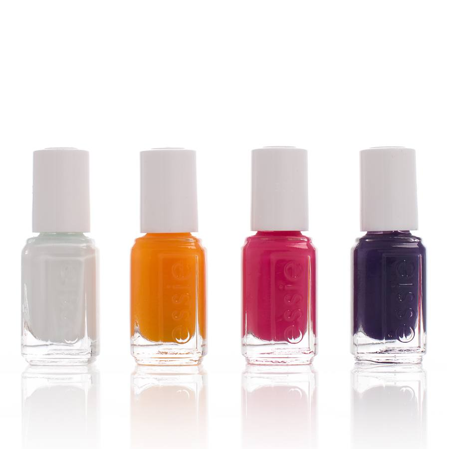 Essie Swept Away Nail Look Mini Pack