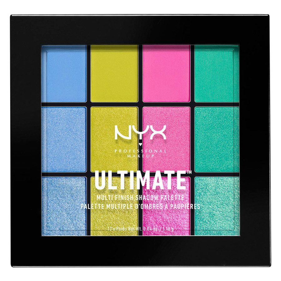 NYX Professional Makeup Ultimate Multi-Finish - Electric