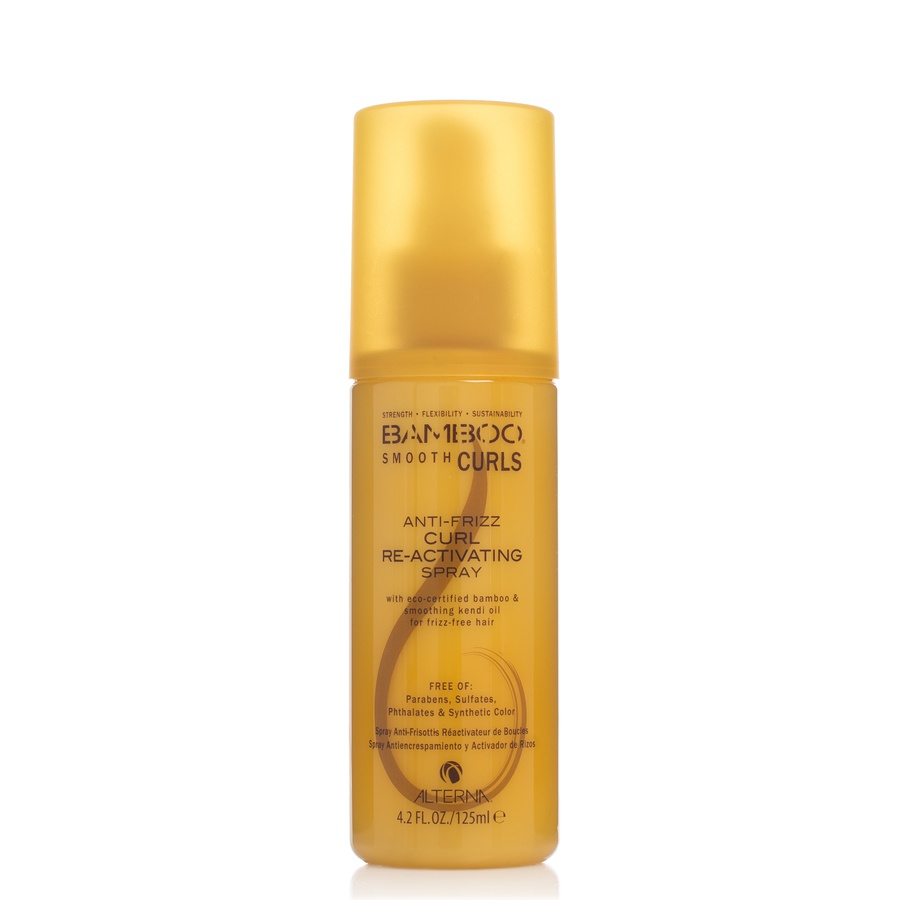 Alterna Bamboo Smooth Curl Re-activate Spray 125ml