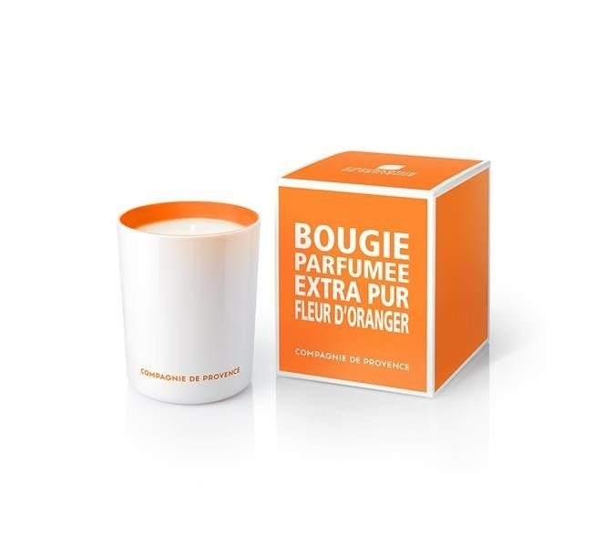 Compagnie De Provence Scented Candle Orange Blossom 180g