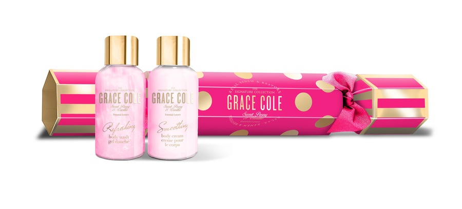 Grace Cole Signature Sweet Peony & Vanilla Lavish