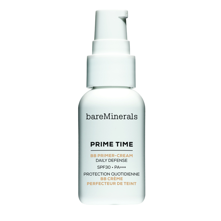 BareMinerals Prime Time BB Primer-Cream Daily Defense Spf30 Tan 30ml