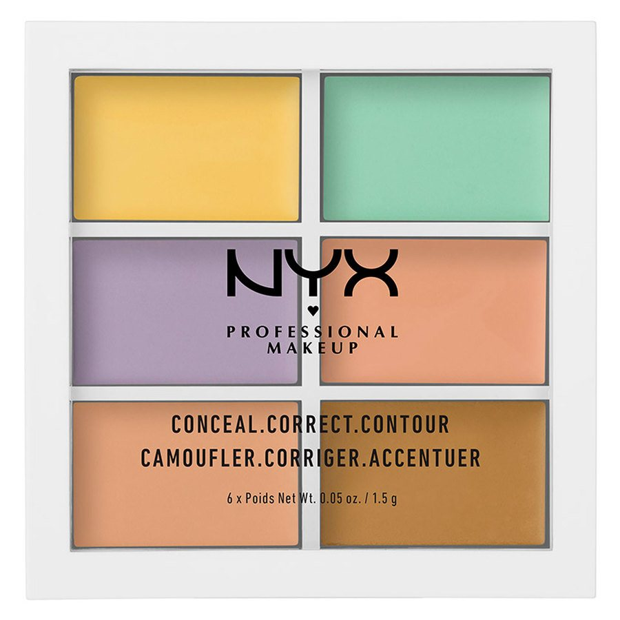 NYX Prof. Makeup Color Correcting Palette