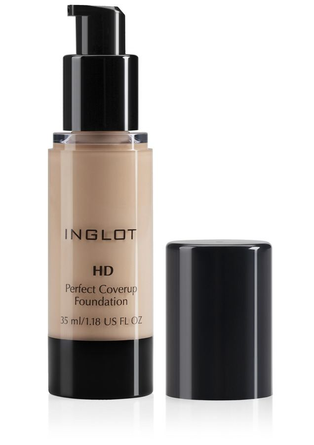 INGLOT HD Perfect Coverup Foundation 71 35ml