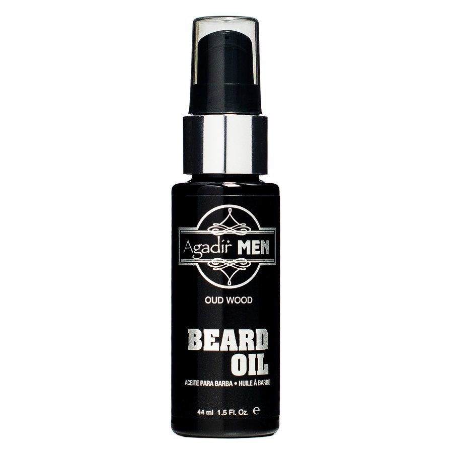 Agadir Men Oud Wood Beard Oil 44ml
