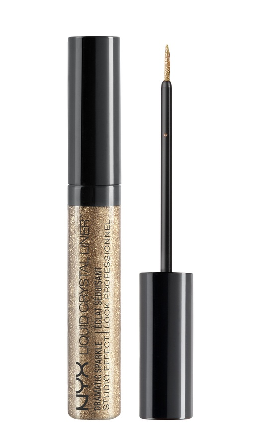 NYX Liquid Crystal Liner Crystal Gold LCL101