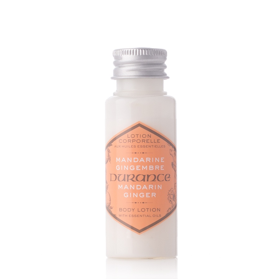 Durance Mandarin/Ingefær Bodylotion 30ml
