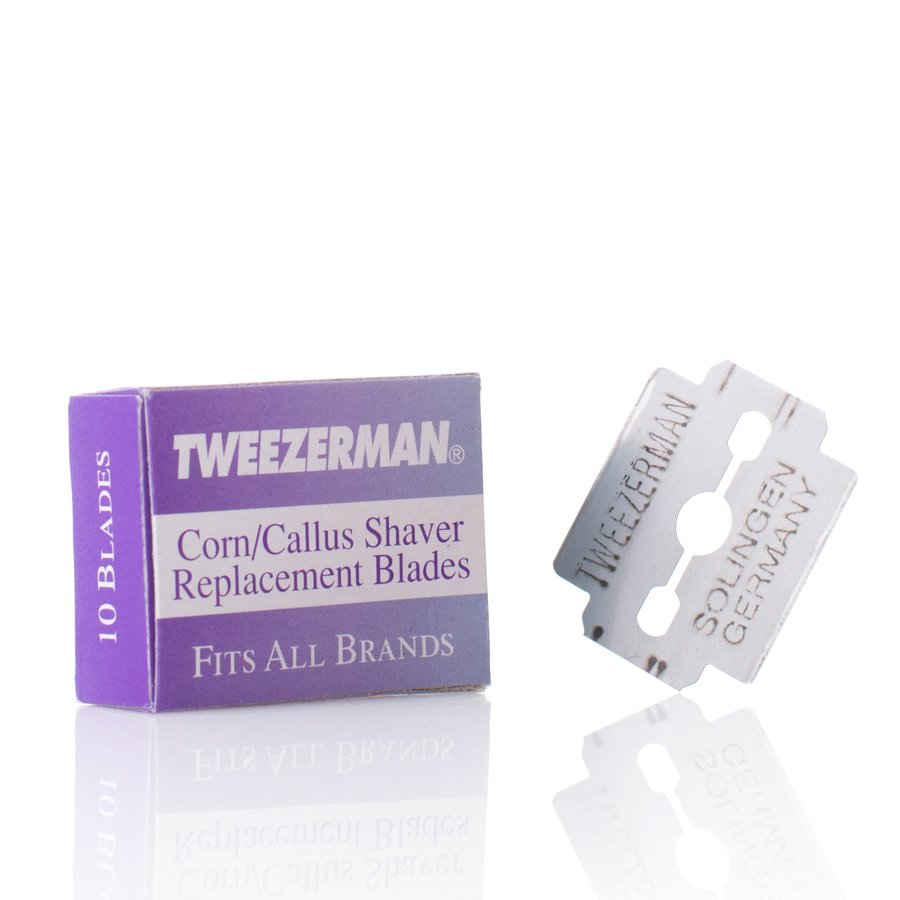 Tweezerman Callus Shaver Blades Pack Of 20