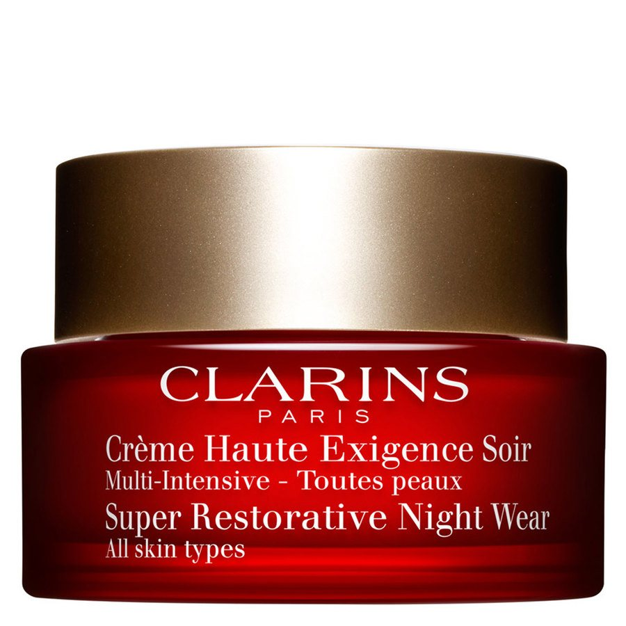 Clarins Super Restorative Night Wear All Skin Types 50ml