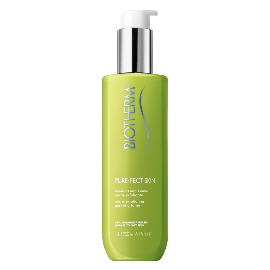 Biotherm Pure-Fect Micro-Exfoliating Purifying Toner Oily Skin 200ml