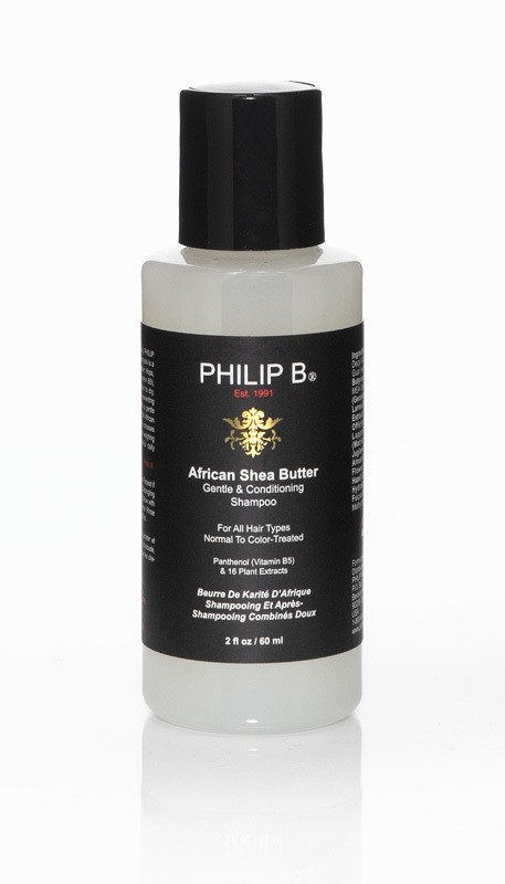 Philip B African Shea Butter Gentle & Conditioning Shampoo 60 ml