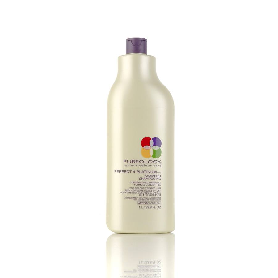 Pureology Perfect 4 Platinum Shampoo 1000ml