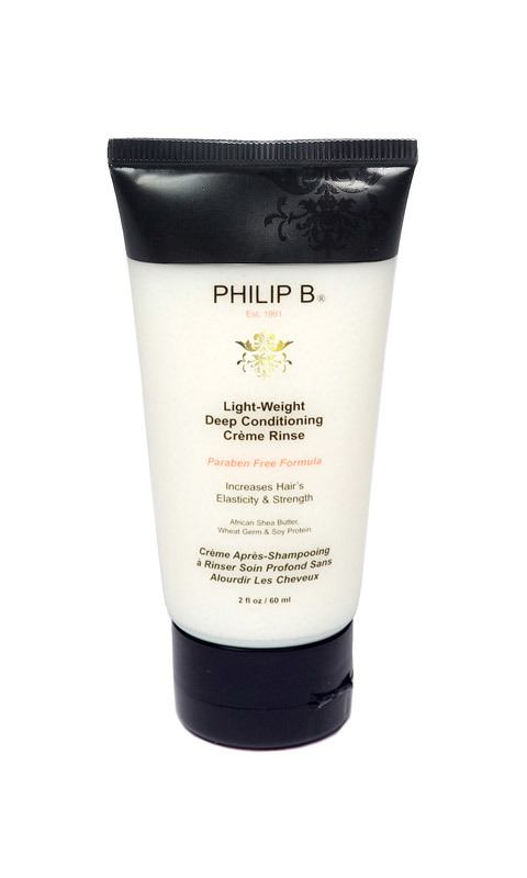 Philip B Light-Weight Deep Conditioning Crème Rinse 60 ml
