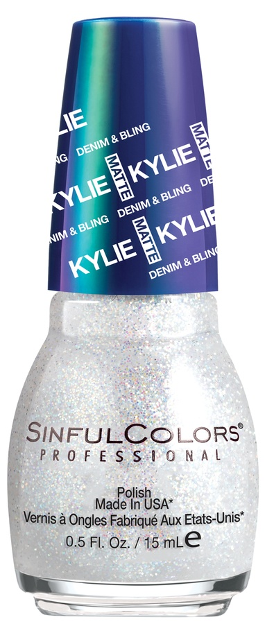 Kylie Jenner Sinful Colors Neglelakk Konfection #2103