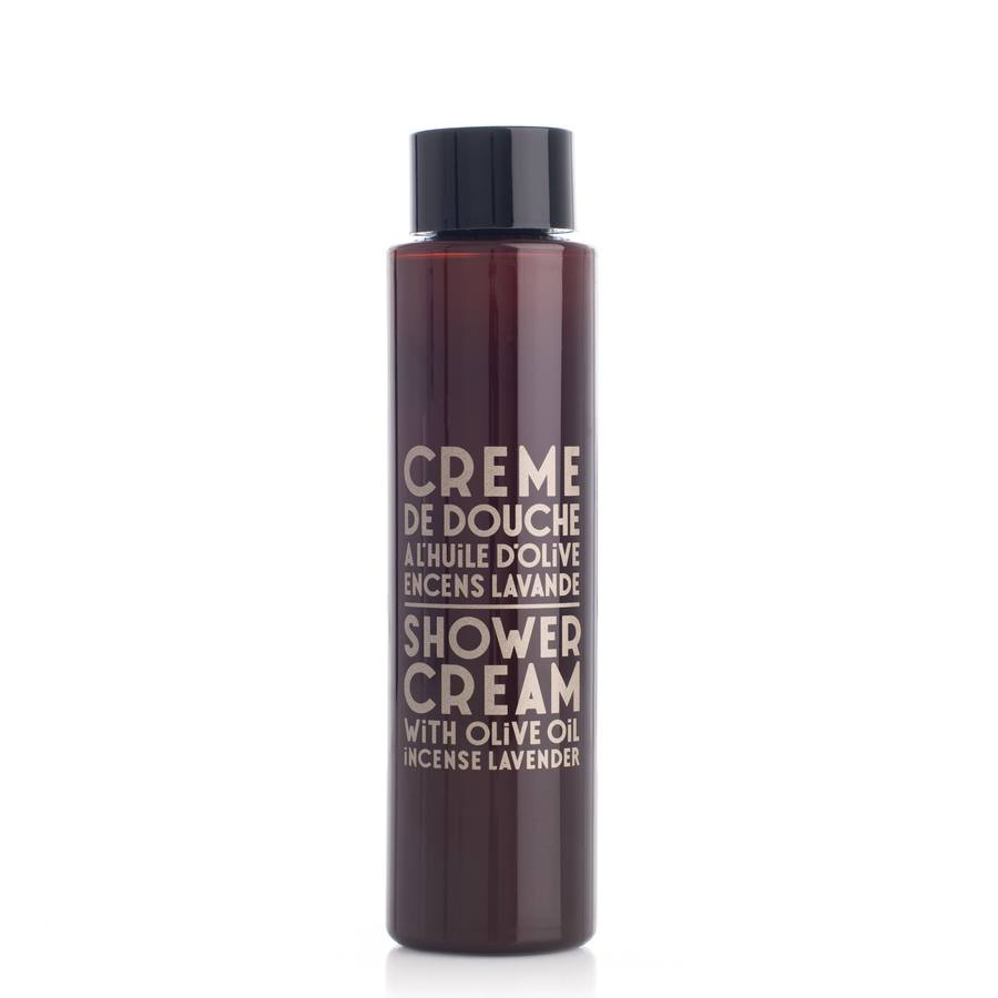 Compagnie De Provence Shower Cream With Olive Oil Incense Lavender 200ml