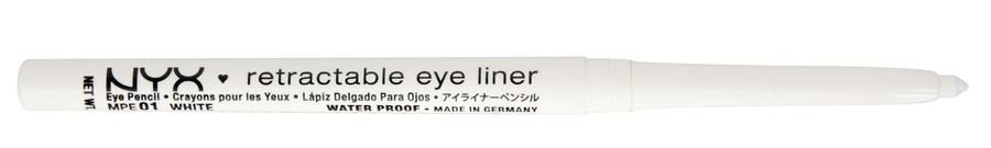 NYX Mchanical Pencil Eye White MPE01