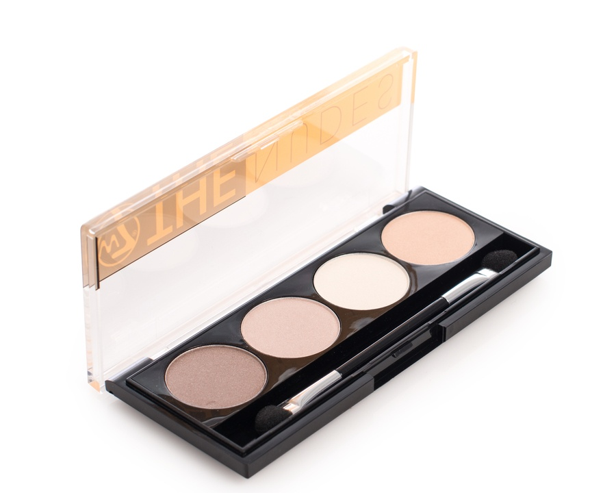 W7 Cosmetics The Nudes Eyeshadow Palette