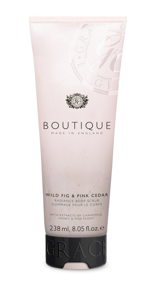Grace Cole The Boutique Body Scrub Wild Fig & Pink Cedar 238ml