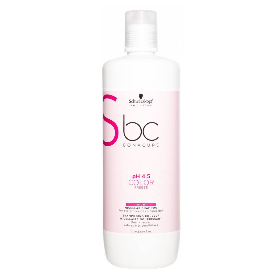 Schwarzkopf BC Bonacure Color Freeze Rich Shampoo 1000ml
