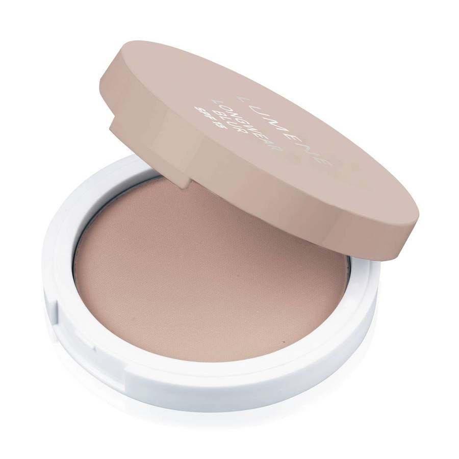Lumene Longwear Blur Powder Foundation SPF15 3 Fresh Apricot 10g