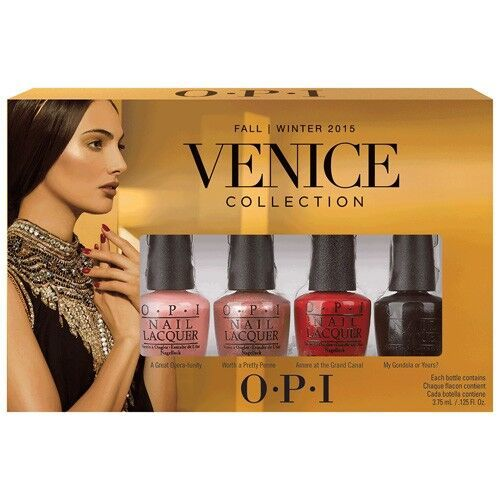 OPI Venice Collection Mini Pack 4 x 3,75ml