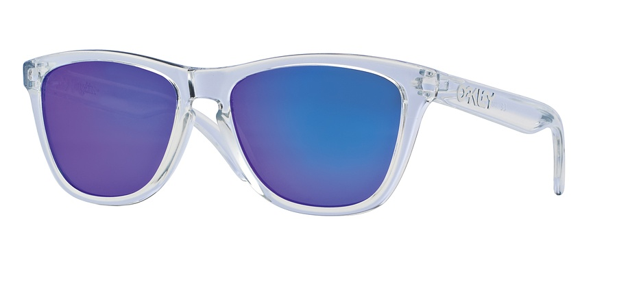 Oakley Frogskin Polished Clear 24-305