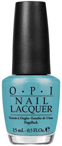 OPI Euro Centrale Collection Can't Find My Czechbook 15ml