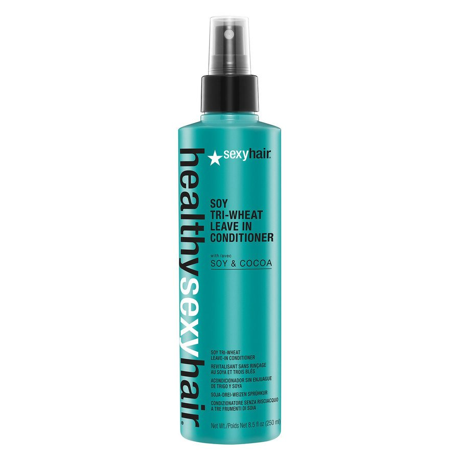 Healthy Sexy Hair  Soy Tri-wheat Leave In Conditioner 250ml