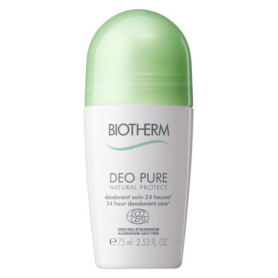 Biotherm Deo Pure Ecocert Roll-On 75ml