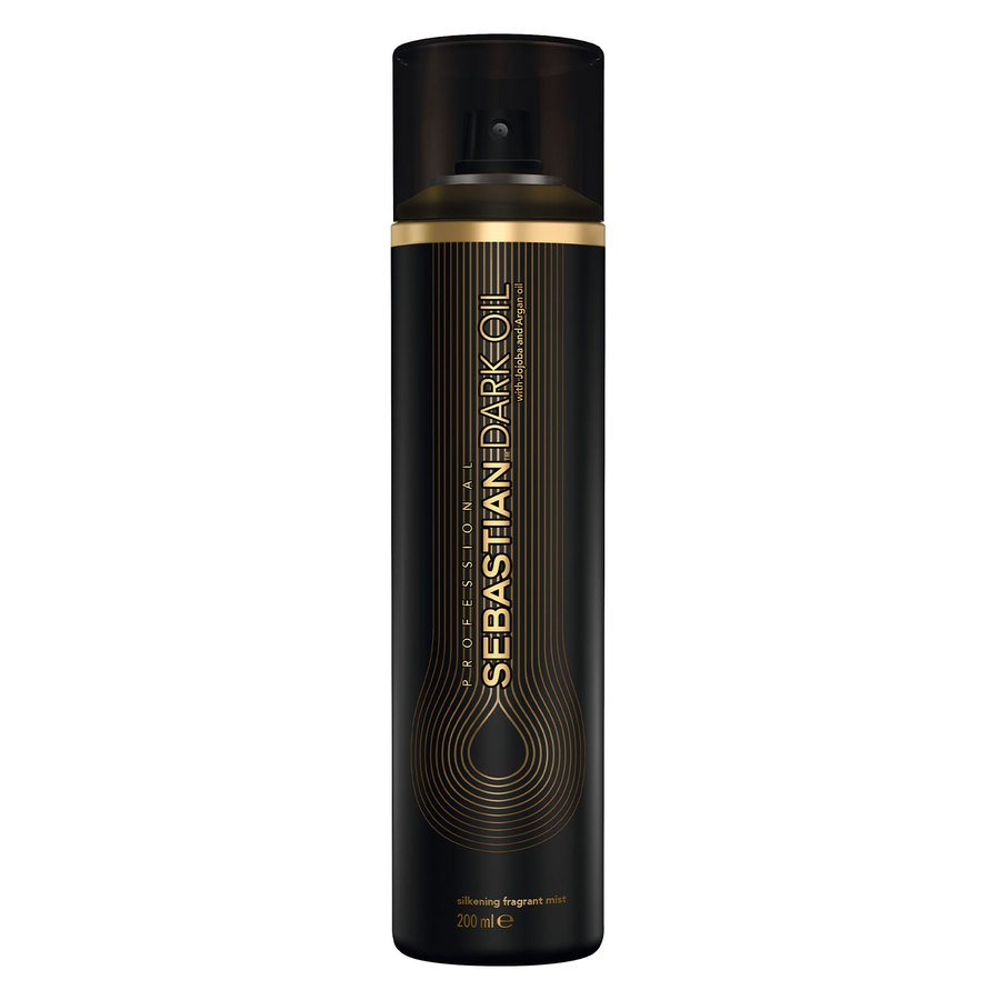 Sebastian Professional Dark Oil Hair Silkening Fragrant Mist 200ml