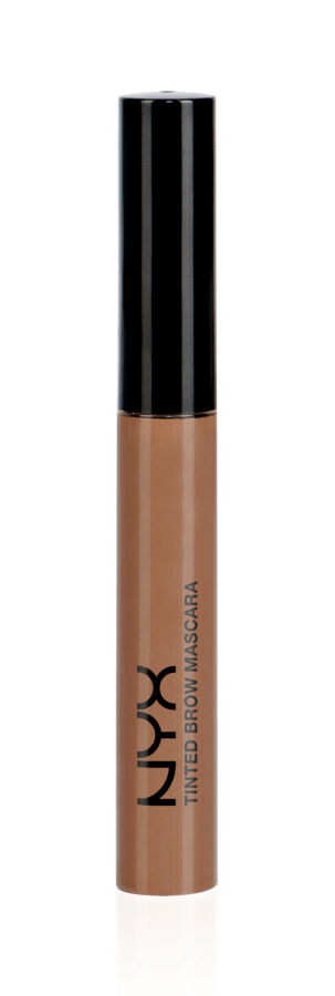 NYX Tinted Brow Mascara Chocolate TBM02