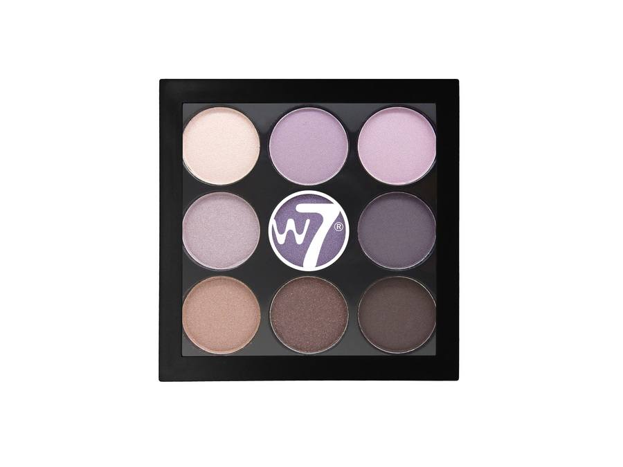 W7 Cosmetics The Naughty Nine Eyeshadow  Bankok nights