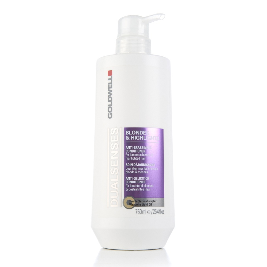 Goldwell Dualsenses Blondes & Highlights Anti-Brassiness Balsam 750ml