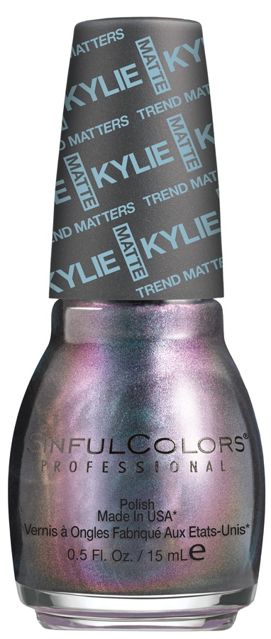 Kylie Jenner Sinful Colors Neglelakk Konstellation # 2136 15ml