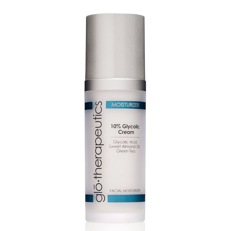 gló•therapeutics 10% Glycolic Cream Facial Moisturizer 60ml