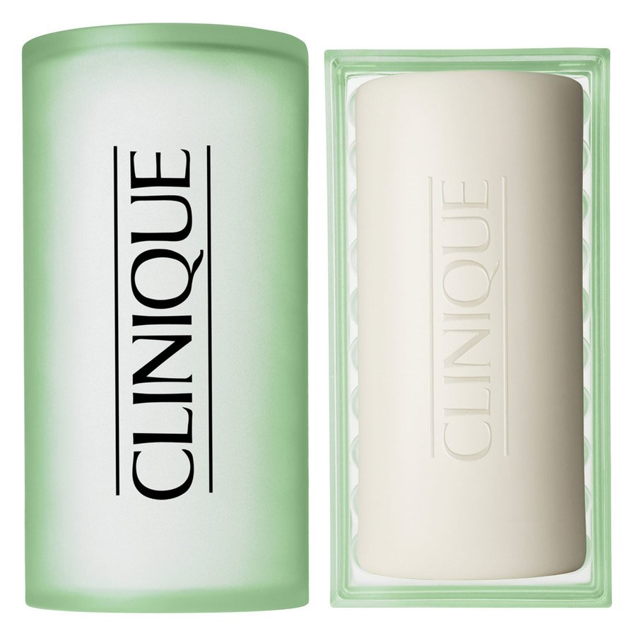 Clinique Facial Soap Extra-Mild with Soap Dish 100g
