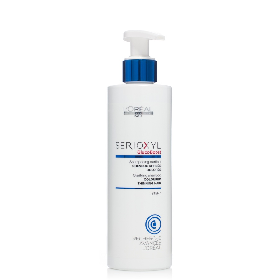 L'Oréal Professionnel Serioxyl Clarifying Shampoo Coloured Thinning Hair 250ml