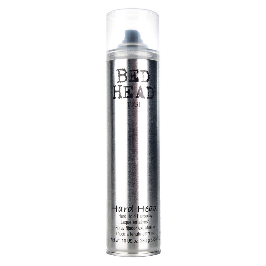 Tigi Bedhead Hard Head Hard Hold Hairspray 385ml