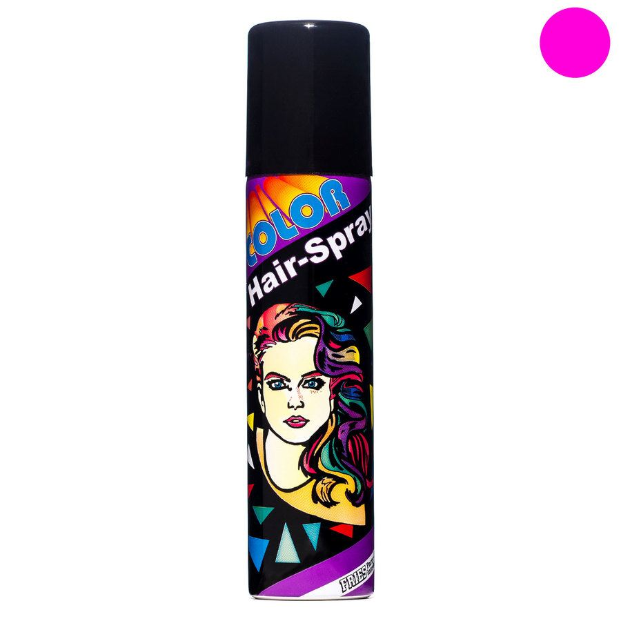 Fries Color Hair-Spray Pink 100ml