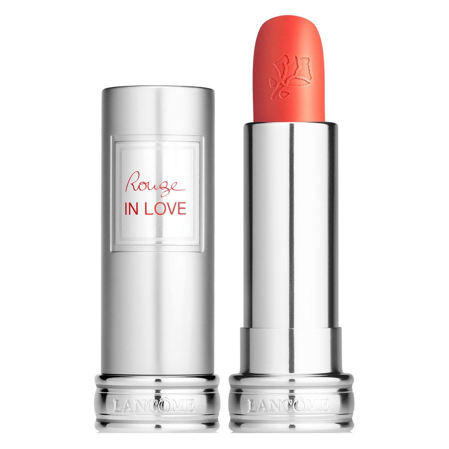 Lancôme Rouge in Love Lipstick #146B Miss Coquelicot