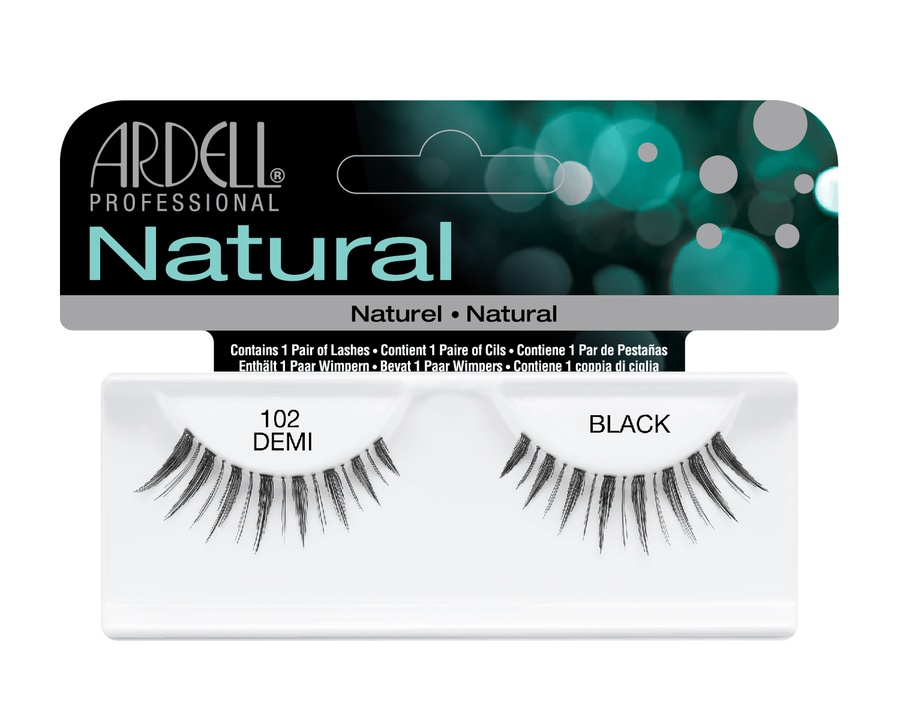 Ardell Natural/Glamour Fashion Lashes 102 Black