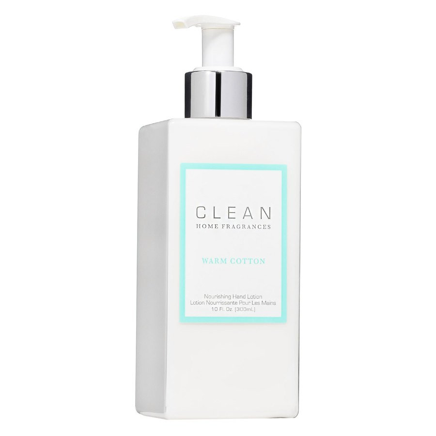 CLEAN Home Warm Cotton Hand Lotion 300ml