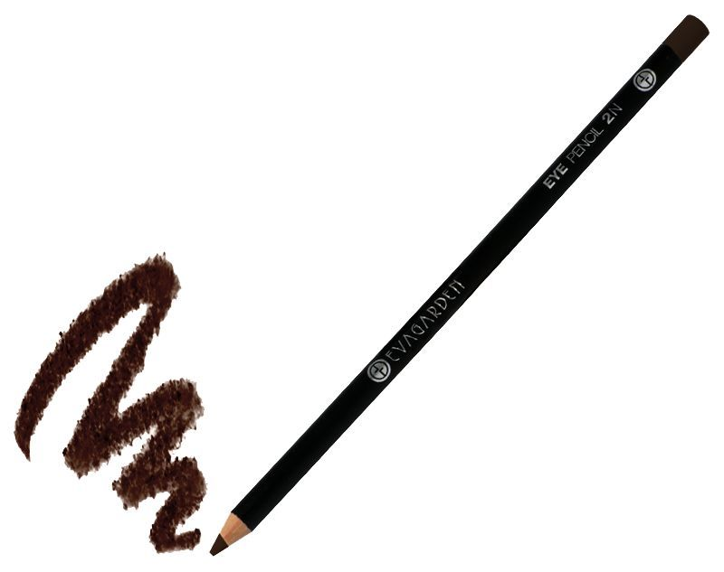 Evagarden Pencil Eyes 2 N Brown