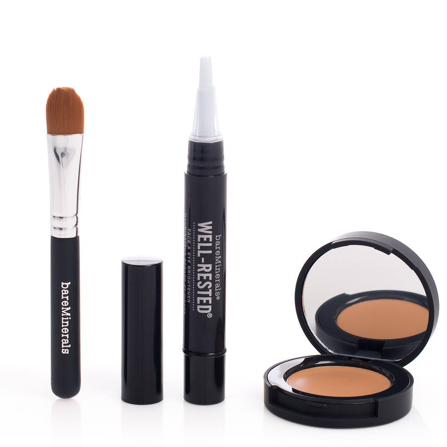 BareMinerals Conceal & Reveal Tan 3 deler