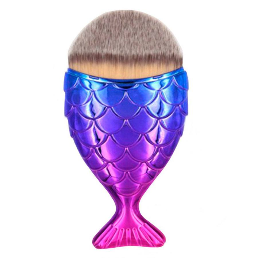 Mermaid Salon The Original Chubby Mermaid Brush Galax-Sea