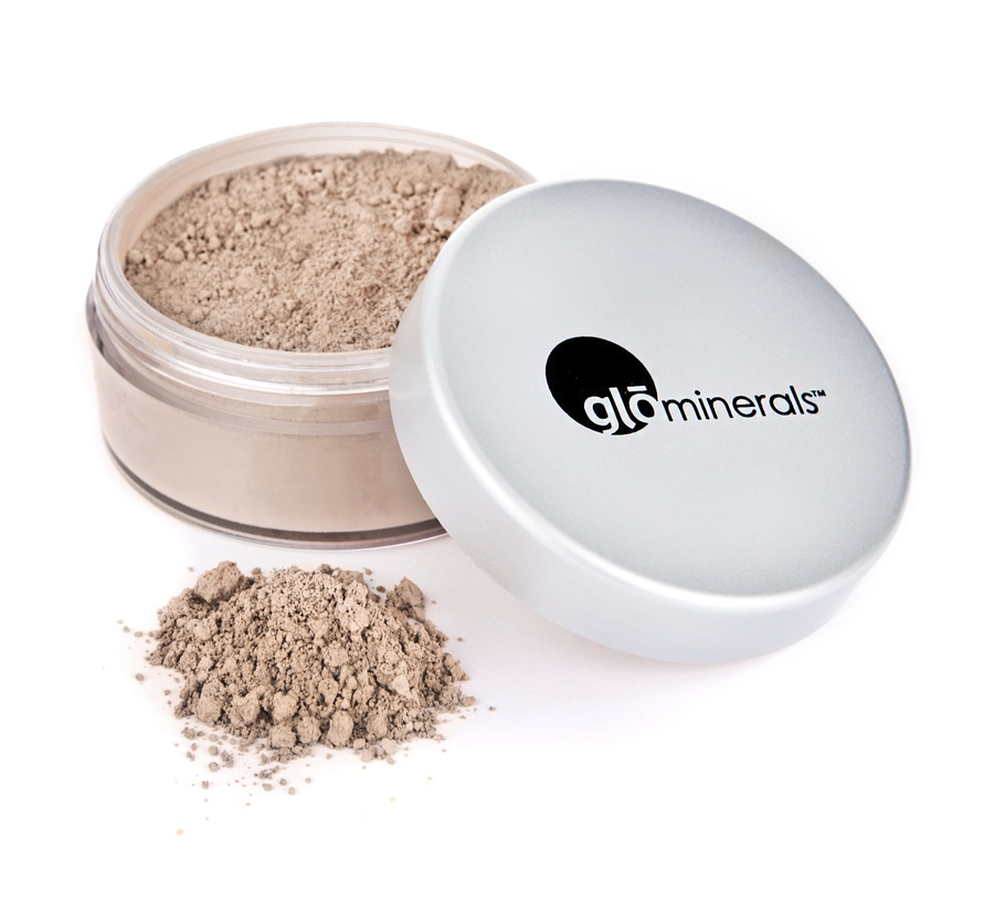 glóMinerals gloLoose Base Powder Foundation Beige Light 10,5g