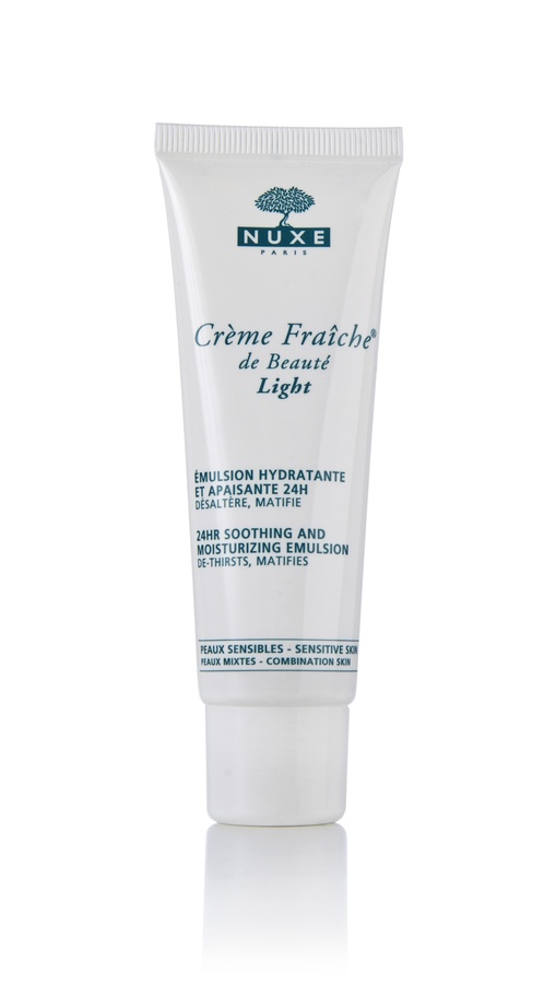 Nuxe Crème Fraiche (Light) 24HR Soothing And Moisturizing Emulsion 50ml