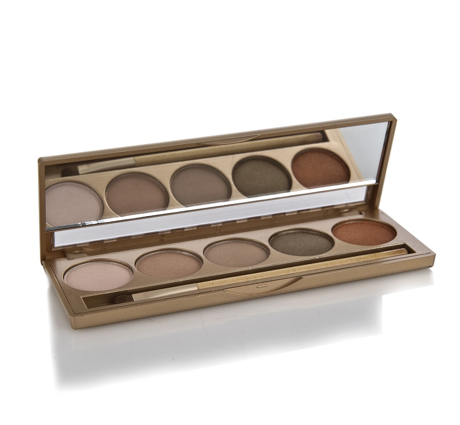 Jane Iredale PurePressed Eye Shadow Kit Perfectly Nude 9g
